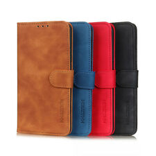 Retro Wallet Leather Flip Case Cover For Xiaomi A3 9T Redmi 8 8A 7A 7 Note 8T 8