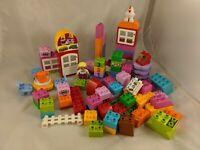 Lego Duplo Building Blocks Lot Cafe Farm Toy