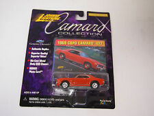JOHNNY LIGHTNING 1999 ISSUE 1969 COPO CAMARO 427 CAMARO COLLECTION