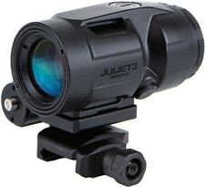 Sig Sauer SOJ3M001 Juliet3 3x22mm Micro Magnifier w/ Push Button Mnt & Spacers