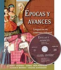 Epocas y Avances : Lengua en Su Contexto Cultural by Regina Schroeder, Scott...