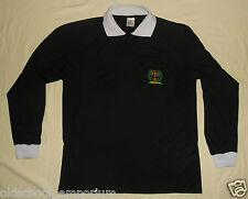 Cheshire FA / JANI - VTG MENS long-sleeved football REFEREE Jersey / Shirt. L