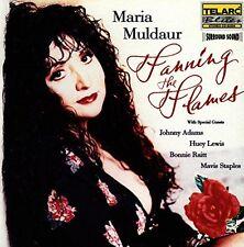 Maria Muldaur - Fanning The Flames [CD]