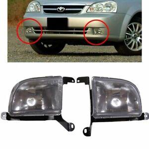 OEM Fog Light Lamp 2PCS for Chevrolet Optra/Lacetti/SUZUKI Forenza 4dr 2003-2007