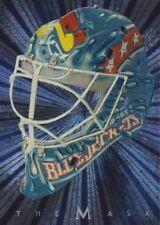 2001-02 Between the Pipes Hockey Masks Ron Tugnutt Columbus Blue Jackets