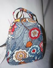 VERA BRADLEY LUNCH BUNCH TROPICAL EVENING LUNCH BOX TOTE NWT