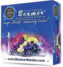 Triple Grape Beamer Molasses 50g Hookah Shisha Pipe Tobacco Free Nargila