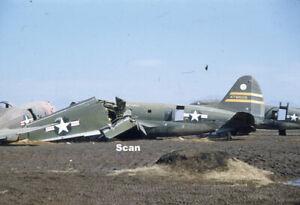 Original 35 mm Slide Korean War/Military Taken by US soldier 1950-1953 #K090