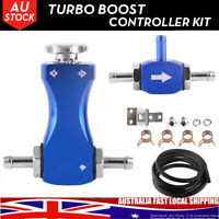 Tee Manual Turbo Boost Controller Control Valve Kit Petrol Diesel Adjustable AU