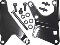 Mopar Big Block 383 400 440 Saginaw Power Steering Pump Bracket Kit USA Dodge +