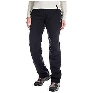 Craghoppers Ladies Airedale Waterproof Walking Trousers Lined Hiking Trek Pant