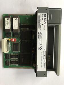 Allen Bradley 1747-SN /B SLC 500 Remote I/O Scanner Module Frn. 1.0b  FULLY TEST