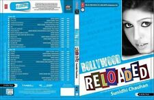 BOLLYWOOD RELOADED SUNIDHI CHAUHAN 2CDSET - BOLLYWOOD SOUNDTRACK