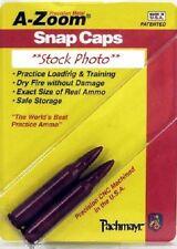 A-Zoom 22 | .22 Hornet Precision Metal Snap Caps UPC 666692122361 AZ 12236