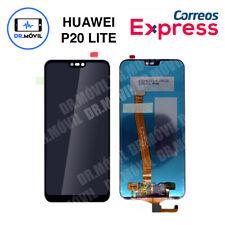 Pantalla LCD Huawei P20 Lite ANE-LX1 Negro Tactil Display Calidad Original - 24H