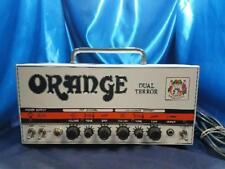Orange Dual Terror Guitar Head 30W Guitar Amplifier And Power Cord (AP1044577)