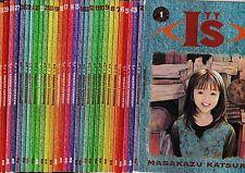 I''S de Masakazu Katsura. Colección completa (30 tomos) Planeta, 1999-2001