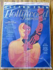 The Hollywood Reporter       OSCARS 2018     February 28,  2018