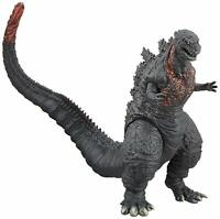 Bandai Movie Monster Series Godzilla 2016 Vinyl Figure (Japan Import)