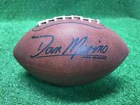Franklin - Dan Marino Professional Official  Signature Football Vintage Rare wow