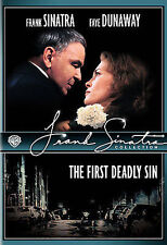 The First Deadly Sin  DVD MOVIE- Frank Sinatra , Faye Dunaway, J Whitmore -NEW!