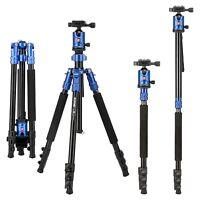 Professional Portable Tripod Monopod&BallHead For Canon Nikon DSLR Camera DV