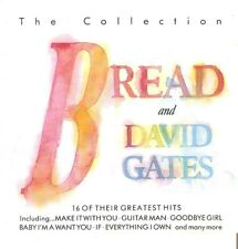 Bread And David Gates - The Collection (CD 1987)