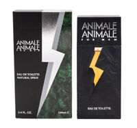 Animale Animale by Parlux 3.4 oz EDT Cologne for Men New In Box