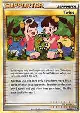 4x TWINS 89/102 HS TRIUMPHANT Pokemon HTF Trainer CARD MINT