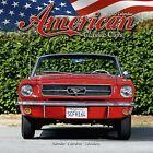 American Classic Cars Calendar 2022 USA Wall 15% OFF MULTI ORDERS!
