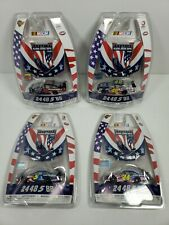 Honoring Our Soldiers 2010 Hendrick Set of 4, Earnhardt, Johnson, etc.. V1