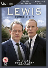 Lewis: Series 8 DVD (2014) Kevin Whately cert 15 2 discs ***NEW*** Amazing Value