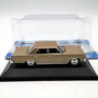 IXO Altaya IKA Rambler Ambassador 1965 1/43 Diecast Models Car Toys