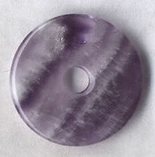 Donut of Fluorite @ Text of Gisel Cristall @ 1 13/16in@