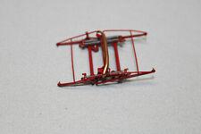 Roco 85308 Scherenstromabnehmer rot Spur H0