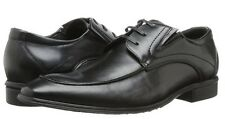 Kenneth Cole REACTION Men's Western Sky Oxford,Black,9.5 M US MSRP $128.00