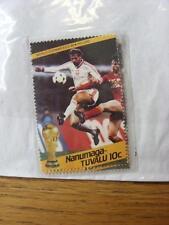 1986 World Cup Stamp: Nanumea-Tuvalu - Poland Player
