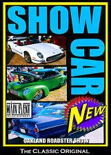 SHOW CAR, The Oakland Roadster Show, 1991, A MAIN EVENT ENTERTAINMENT DVD
