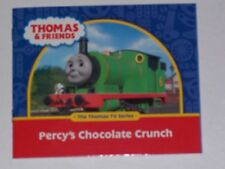 THOMAS & FRIENDS - PERCY'S CHOCOLATE CRUNCH READING BOOK