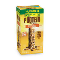 Nature Valley Protein Chewy Bars Peanut Butter & Dark Chocolate (30 Ct.)