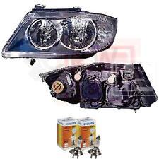 Scheinwerfer links für BMW 3er E90 Bj. 01/05-09 H7+H7 Frontscheinwerfer 1375976