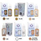 BIOTOUCH Permanent MakeUp Cosmetic Tattoo Pigments CAMOUFLAGE SET 6 bottle 15 ml