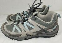Swiss Gear Men's Lightweight Shoes sz.8 US Charcoal Gray Green