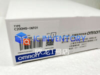 1PCS New Omron PLC C200HS-INT01