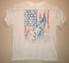 Official Jimi Hendrix T Shirt Med. Faded & Distressed Look