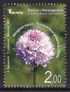BOSNIA HERZEGOVINA 2021 FLOWERS BLUMEN FLEURS [#2108]