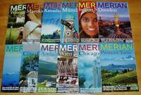 12x Merian 1999 komplett 52. Jahrgang Hefte 1-12 Zeitschrift Reise Europa Welt