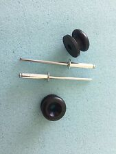 FORD AU BA BF FG Falcon Ute Tonneau Button Rivet XR8 GS XR6 kit 20 of each XLS