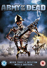 ARMY OF THE DEAD - DVD - REGION 2 UK