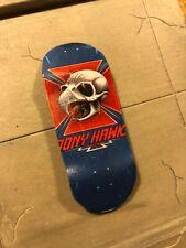 LC BOARDS Fingerboard 98x34 Tony Hawk Graphic Brand New Free Grip Tape